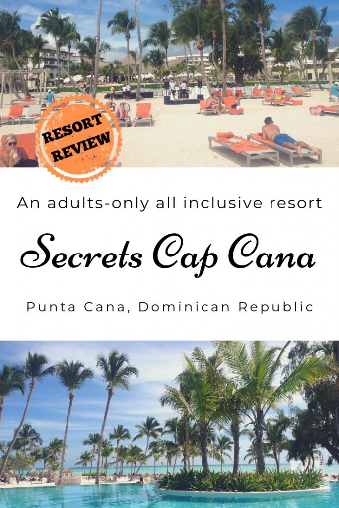 punta cana all inclusive resort adults only