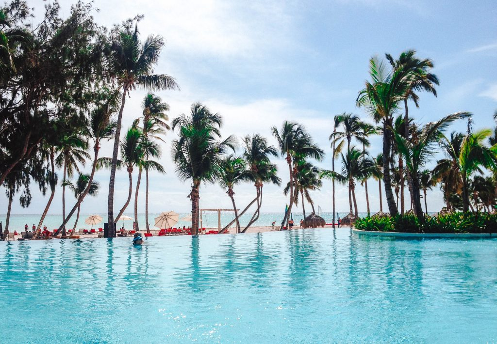 Dominican Republic Secrets Cap Cana pool