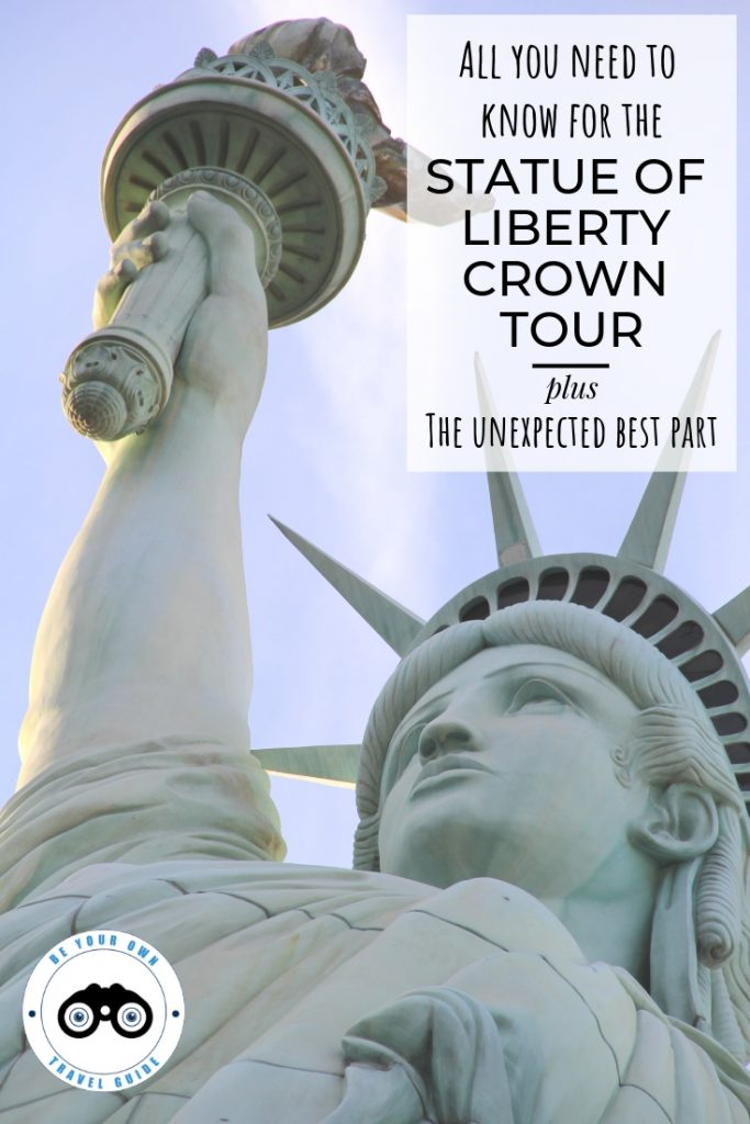 statue of liberty crown tickets