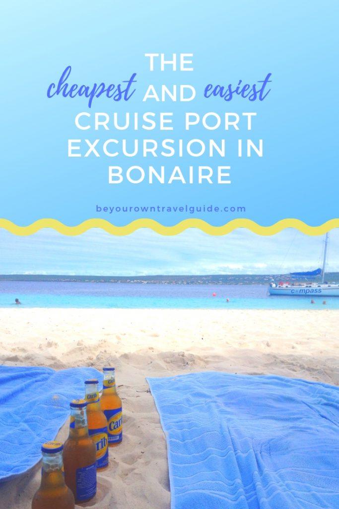 cruise port bonaire