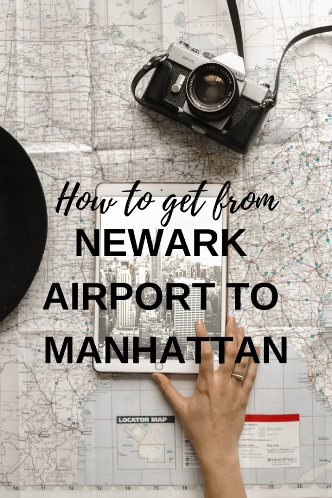 Newark to Manhattan