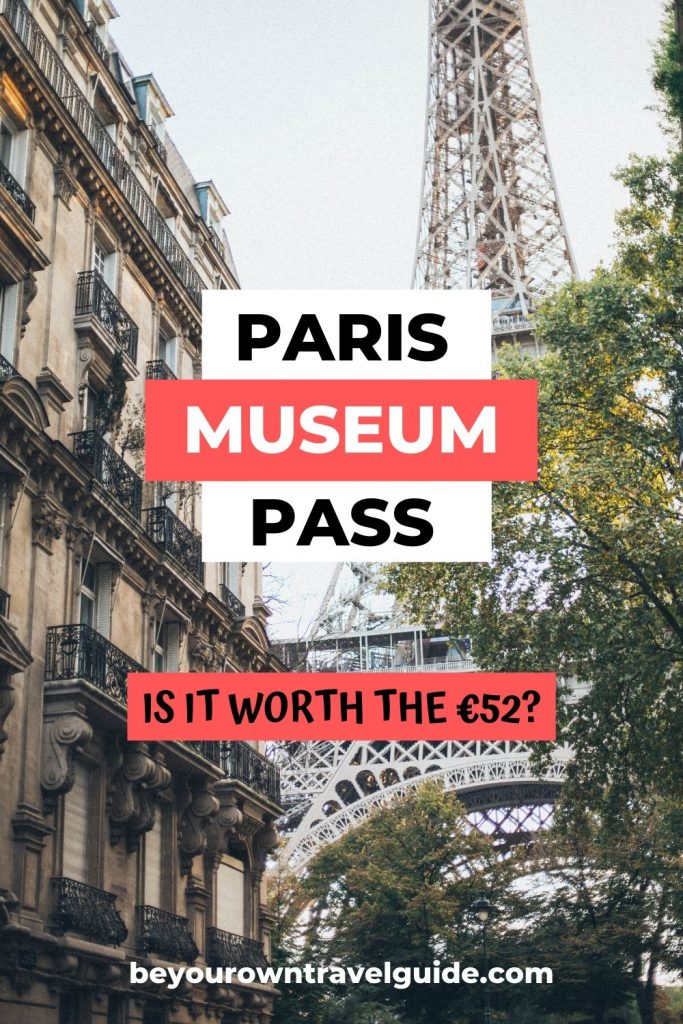 paris museum pass worth it