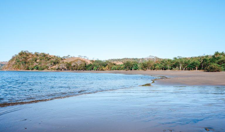 Costa Rica beach Guanacaste