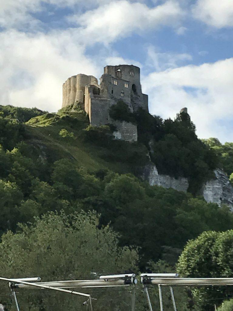 Chateau Gaillard Les Andelys