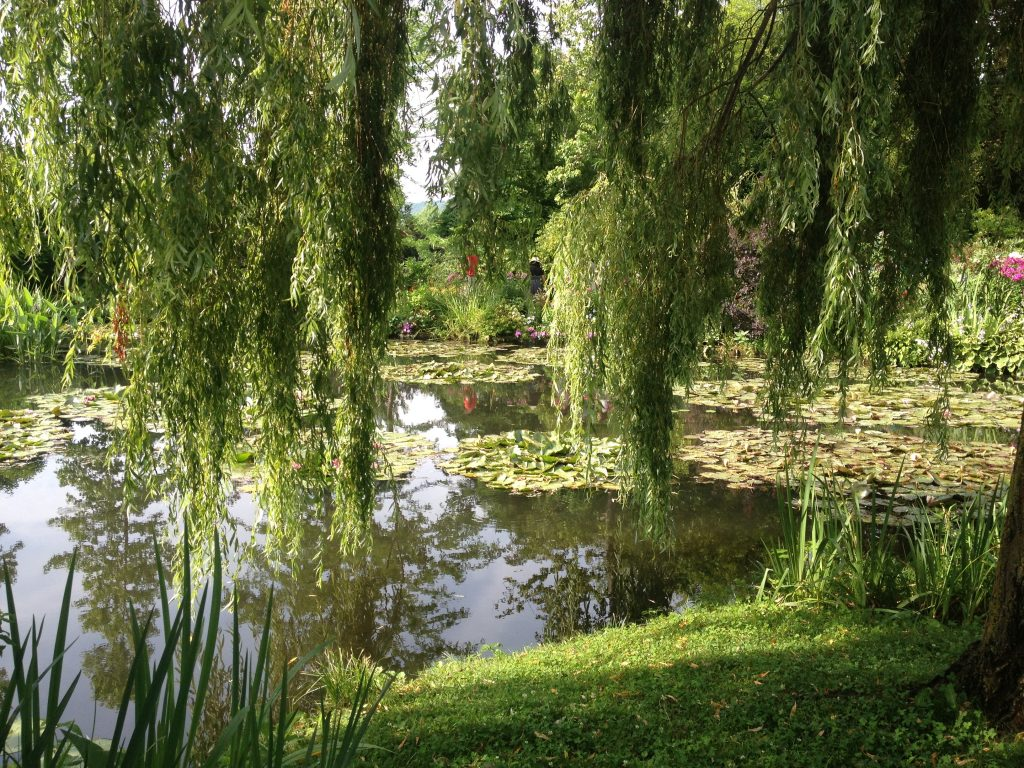 Monet's Lily Pond Giverny France