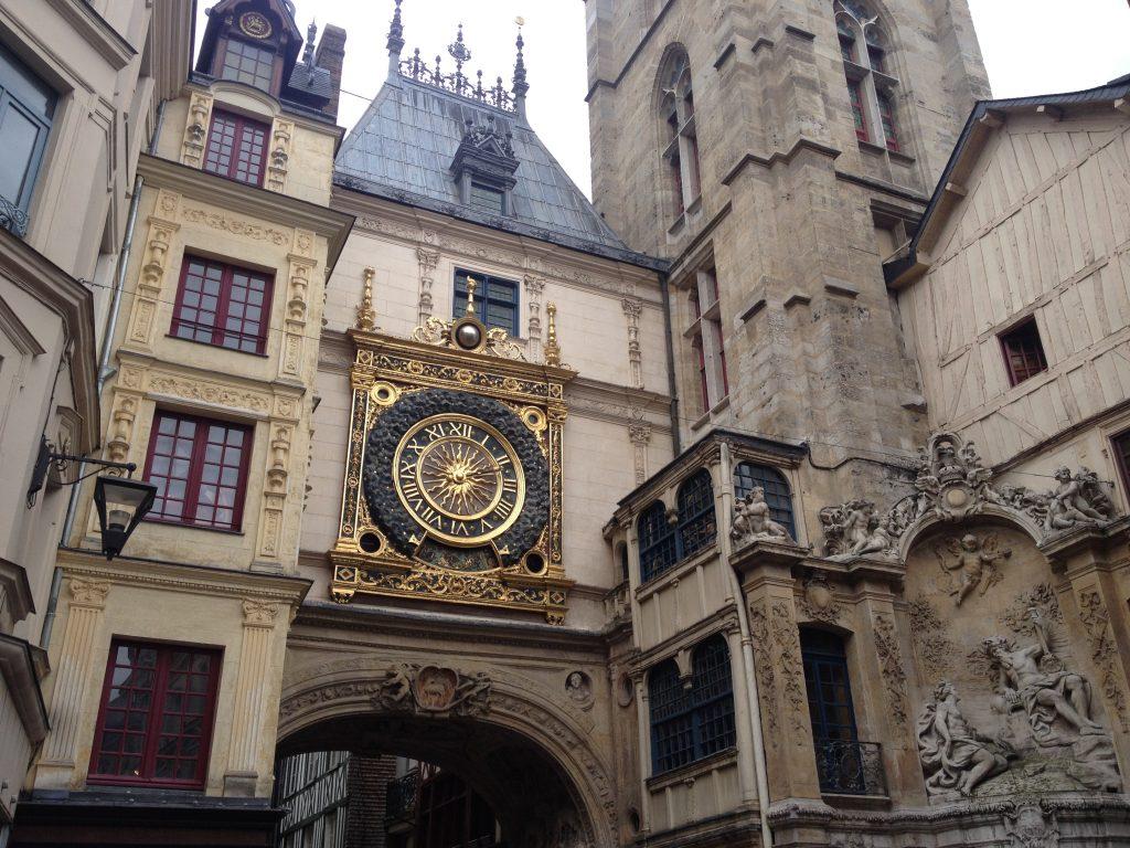 Gros Horloge - Rouen