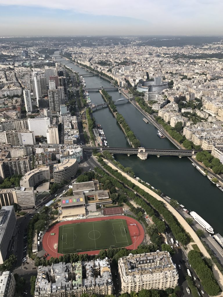 Best View of Paris - Eiffel Tower