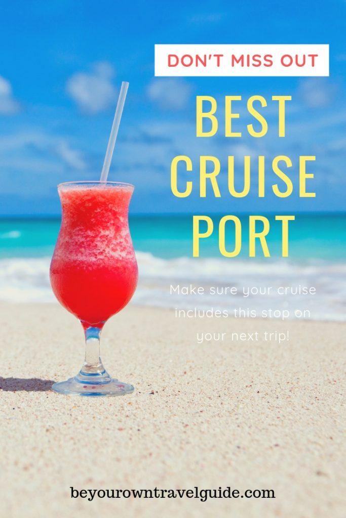 cruise port grand turk
