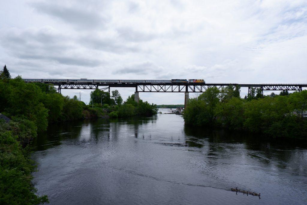 Bridge Parry Sound Ontario