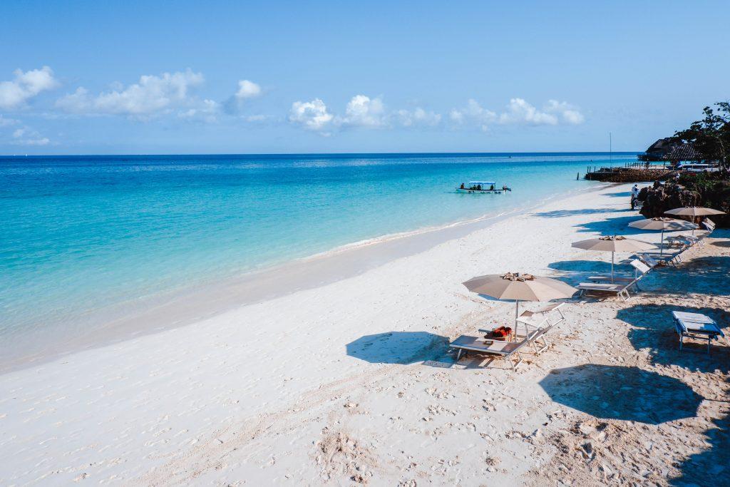 Beach Riu Palace Zanzibar